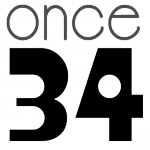 Once 34 Logo